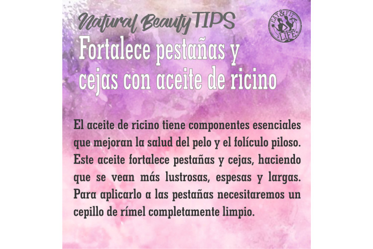 Beauty tips: Aceite de ricino