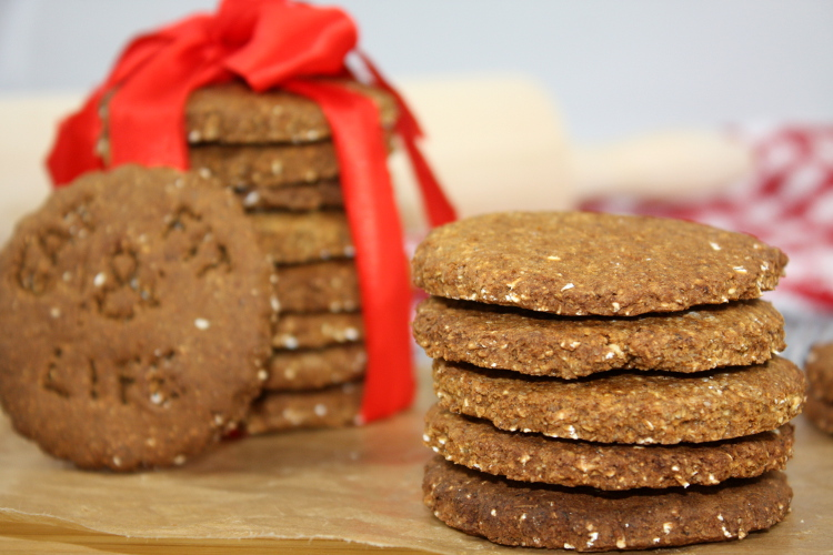 Galletas eat and fit de avena y centeno