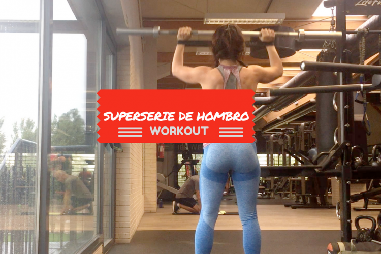 Superset de hombro
