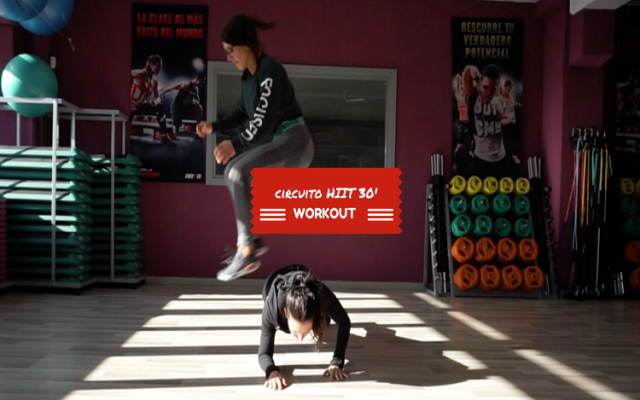 Workout circuito HIIT